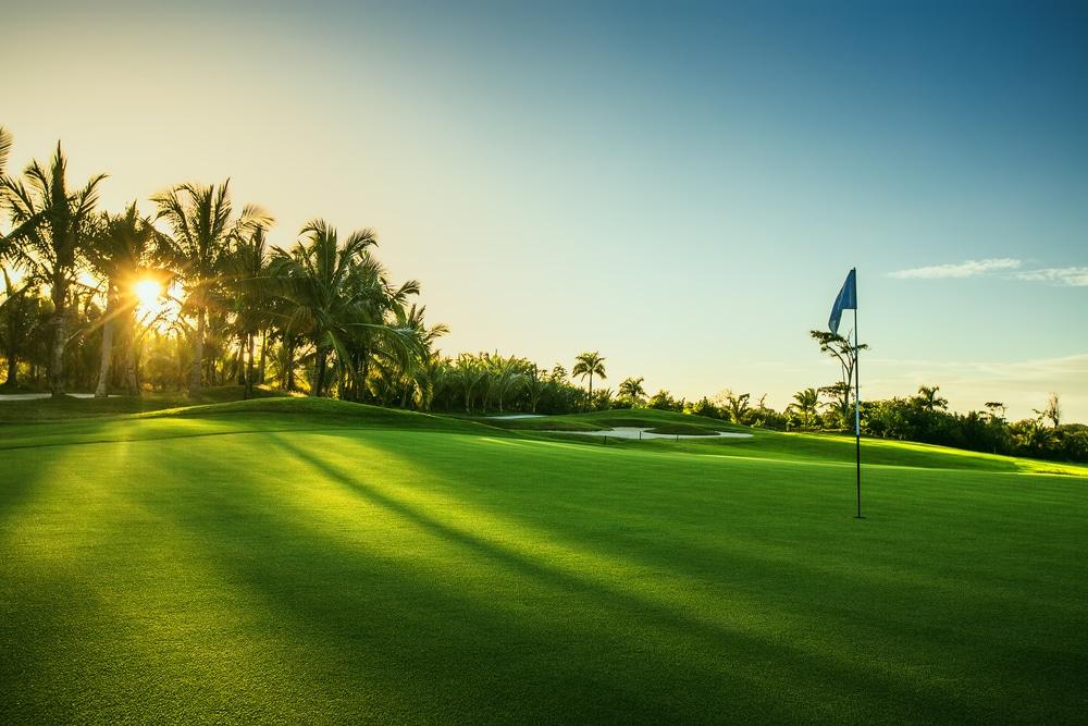 activité golf ile maurice